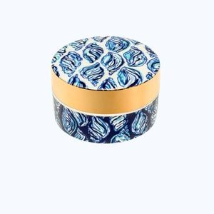 Lilly Pulitzer Ring Dish with Lid